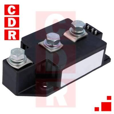 MCC95-16IO1B SCR MODULE 1600V 182A(RMS) 2400A 7-Pin TO-240AA YXYS