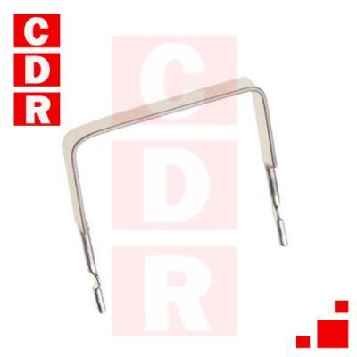 MSR3-0R04F1 RESISTANCE ACCURACY 0.04 OHMS 3W 1% RIEDON