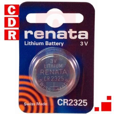 CR2325 PILA DE LITHIUM 3V RENATA