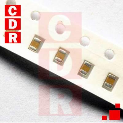 C0805C104M5RACTU CAPACITOR SMD 0.1UF 50V 0805 X7R