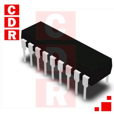 74C922 16-KEY ENCODER CMOS DIP-18 CASE