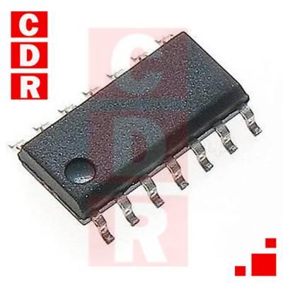 74AC14SCX IC SOIC14 FAIRCHILD
