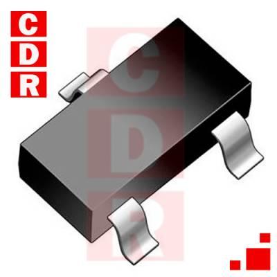 BZX84C5V6-7-F DIODO ZENER 5V6 SOT-23 CASE MARCA CJ