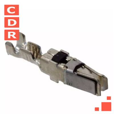66740-8 SOCKET CONTACT TIN-LEAD CRIMP 12-16 AWG POWER, STAMPED AMP