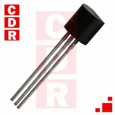 BC327-25 500MA 45V 625MW PNP AMPLIFIER TRANSISTOR TO-92 CASE MARCA FAIRCHILD