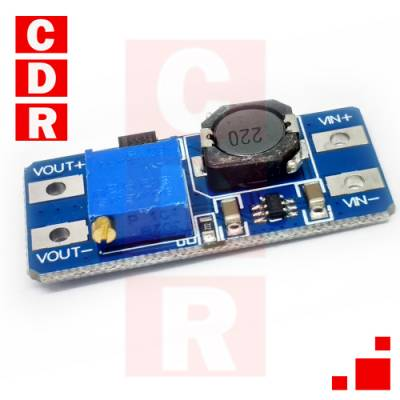 STEP UP MT3608 DC/DC BOOSTER SOURCE UP TO 28V