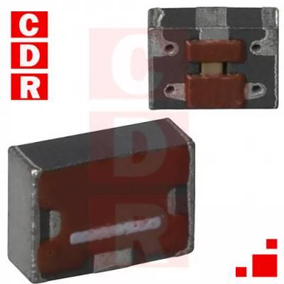 ACF451832-333-TD01 EMI FILTER LC 25DB 0.3A 50VDC SMD TDK