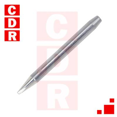 1121-0533-P5 SOLDERING IRON TIP CHISEL EXTENDED 1.6MM PACE