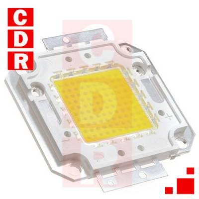 LED CHIP 100W BLANCO FRÍO 46X51.5MM