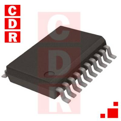 74ABT2244 16-BIT BUFFER/LINE DRIVER WITH 25OHM 20-SOIC CASE