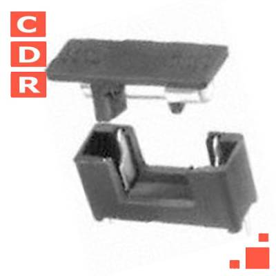 FUSE HOLDER RETAINER COVER 4628C KEYSTONE ELECTRONICS