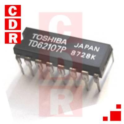 TD62107P IC DIP-16 CASE TOSHIBA
