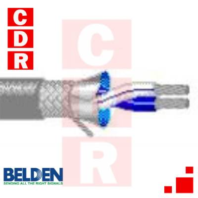 9841 060100 250FT (76.20MT) MULTI-CONDUCTOR-LOW CAPACITANCE COMPUTER CABLE FOR EIA RS-485 APPLICATIONS BELDEN