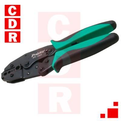 PINZA P/CRIMPEAR CABLE COAXIL 6PK-230PA PROSKIT