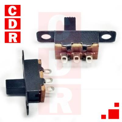 LLAVE CORREDERA SIMPLE INV. ON-OFF P/CABLE