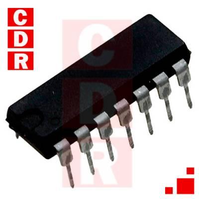 Circuito integrado 74HC193N DIP-16 74HC193N