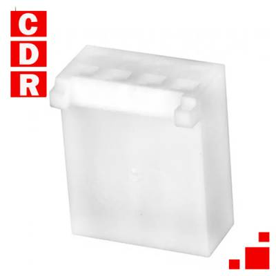 3-640599-2 POSICION CONECTOR RECEPTACULO RECTANGULAR IDC TIN 18 AWG  TE CONNECTIVITY
