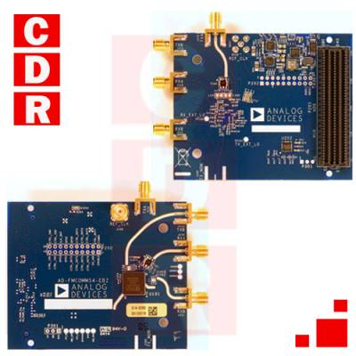 AD-FMCOMMS4-EBZ 1x1 TRANSCEIVER WIDEBAND PROTOTYPING AND RF