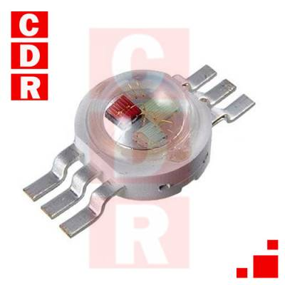 LED RGB 1W PM6B-1LFE OEM