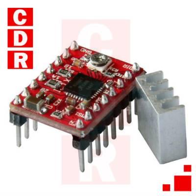 DRV8825 DRIVER POLOLU 3D RAMPS ARDUINO