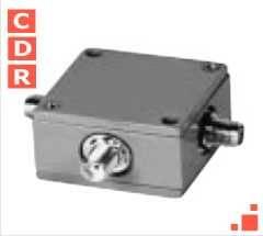 ZFSC-2-1W-75+ SPLITTER PWR CMBD/BNC/MINICIRCUITS DIVISOR/SUMADOR ENTRADAS 2 SALIDAS 1 TIPO 0 A