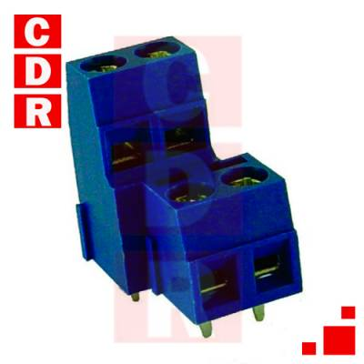 2-PINS TERMINAL BLOCK FOR PRESSURE PCB