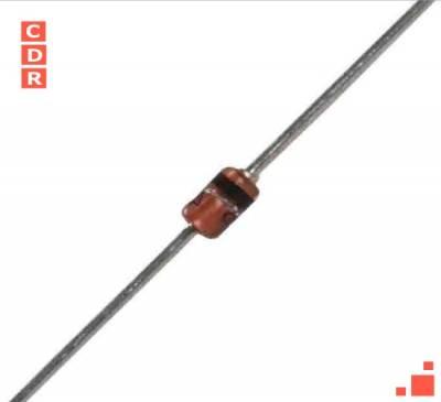 1N5361B: 27 V, 5,0 W Regulador de tensión del diodo Zener
