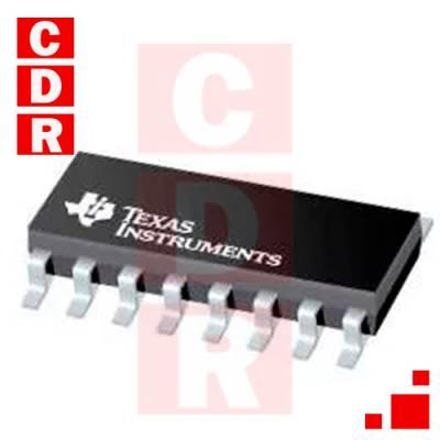 CD40174BM CMOS - HEX D-TYPE FLIP FLOP SOIC-16 CASE TEXAS