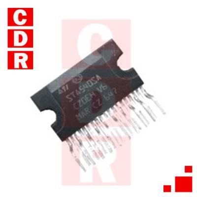 STA540SA ZIP-19 CASE ST4 x 10W DUAL/QUAD POWER AMPLIFIER