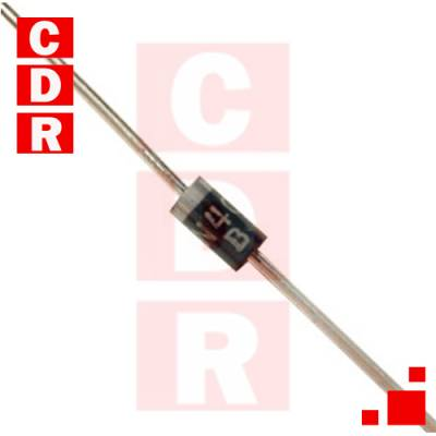 1N4586 DIODO 1.0 A 1000 V GLASS PASSIVATED