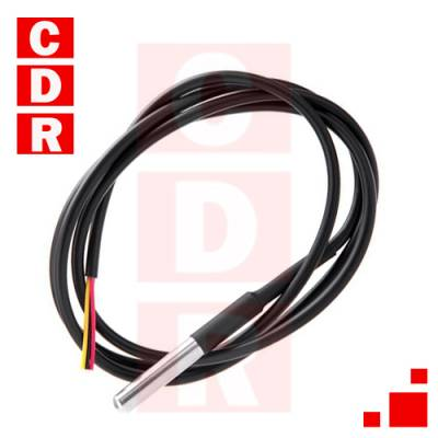 DS1820 SENSOR WITH SHORT CABLE