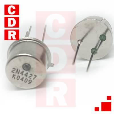2N4427 PO1W 12V PI0.1W 175MHZVHF OSCILLATOR POWER AMPLIFIER TO-39 CASE