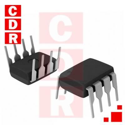24C02P SERIAL EEPROM 256X8 BIT DIP-8 CASE