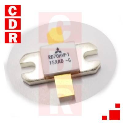 RD70HVF1 20A 30V 150W 175MHZ  POWER TRANSISTOR MITSUBISHI