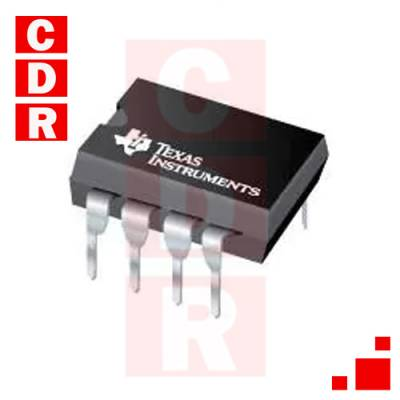 TL071CP LOW-NOISE JFET-INPUT OPERATIONAL AMPLIFIERS DIP-8 CASE TEXAS