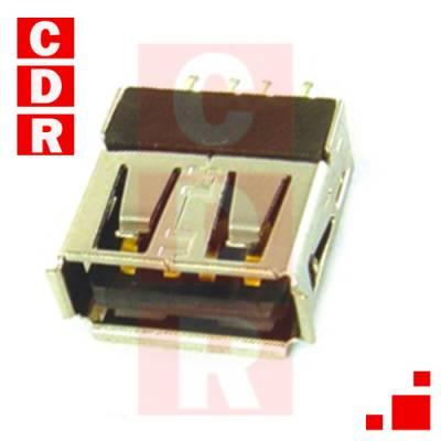 CONECTOR USB HEMBRA TIPO