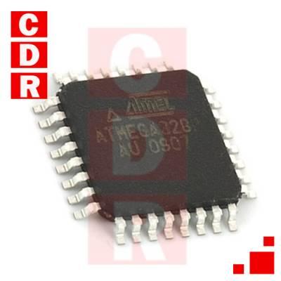 ATMEGA328P-AU IC SMD TQFP-32 ATMEL