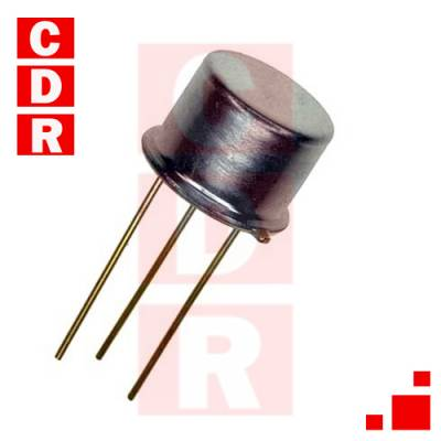 2N5109 400MA 200V 1W RF AND MICROWAVE DISCRETE LOW POWER TRANSISTOR TO-39 CASE