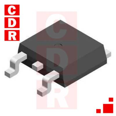 TN1215-600G SCRs 12A 600V TIRISTOR D2PACK CASE MARCA: ST