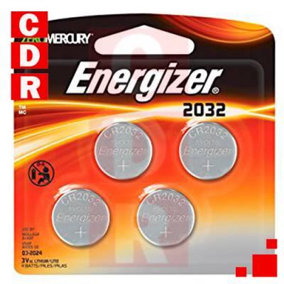 CR2032 PILA DE LITHIUM 3V ENERGIZER LITHIUM COIN